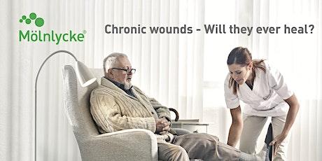 Mölnlycke_Chronic Wounds Management Education Evening_Christchurch tickets