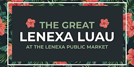 Beach Week: The Great Lenexa Luau tickets