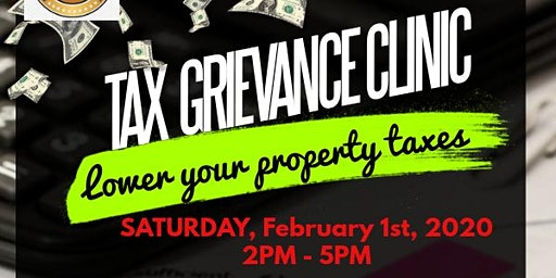 Tax Grievance Clinic Lower Your Property Taxes (FREE)