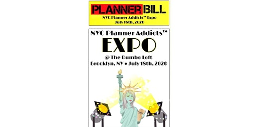 NYC Planner Addicts Expo - General Sales