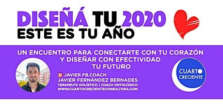 DISEÑÁ TU 2020 EFECTIVAMENTE entradas