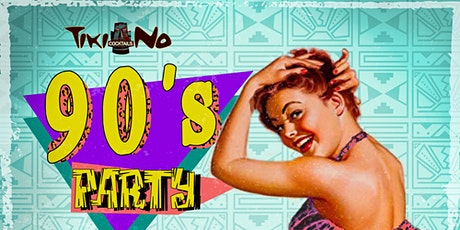 BE KIND, REWIND 90s TIKI TAKEOVER!  tickets