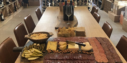 Wine + Meat & Cheese Tasting