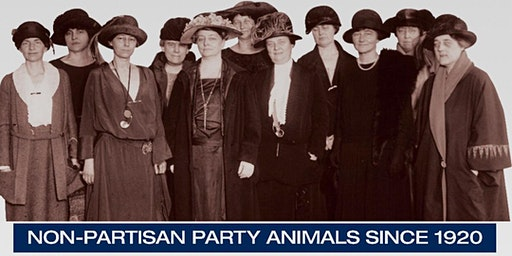 Celebrate League of Women Voters 100th Anniversary!
