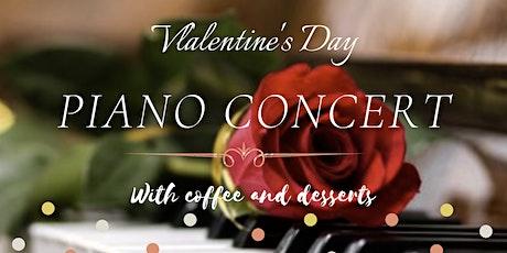 Valentine's Day Piano Concert  tickets