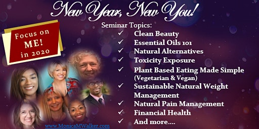 Focus on ME tiME in 2020! Health & Wellness Seminar