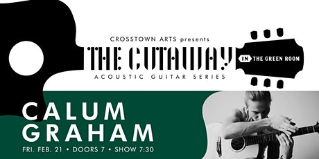 The Cutaway Acoustic Guitar Series: Calum Graham tickets