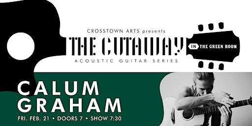 The Cutaway Acoustic Guitar Series: Calum Graham