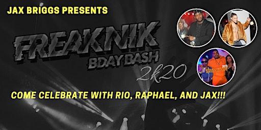 FREAKNIK Birthday Bash 2k20