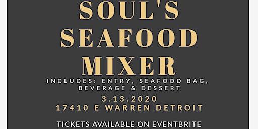 SOUL'S SEAFOOD MIXER