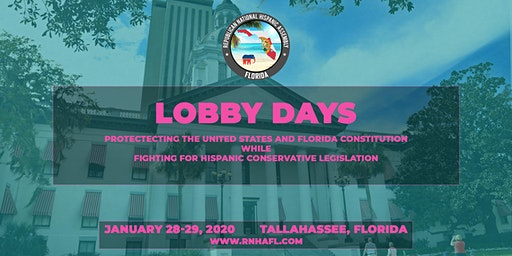 2020 Lobby Days for the RNHA of Florida