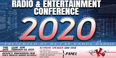 Radio & Entertainment Conference 2020 tickets
