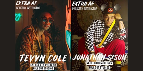 Extra AF Presents: Tevyn Cole & Jonathan Sison Tickets! tickets