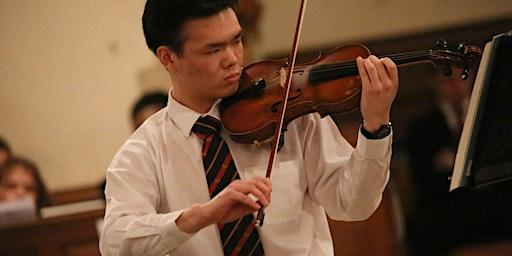 PGS Music Scholars' Recital