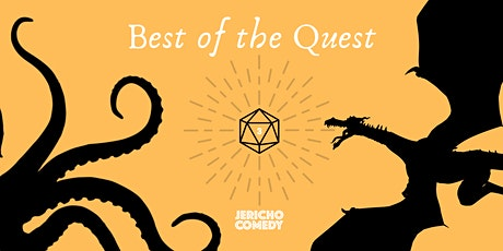 Best of the Quest - fantasy comedy tickets
