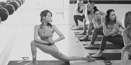 FREE FRIDAY FITNESS - BARRE tickets