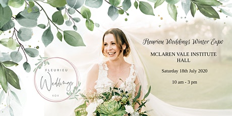 Fleurieu Weddings Winter Wedding Expo tickets
