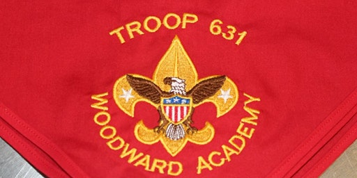 2020 Woodward Academy Troop 631 War Eagle  Merit Badge Clinic