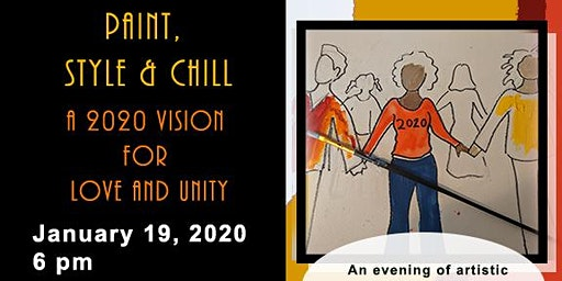 Paint, Style and Chill Event