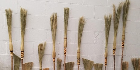 Intermediate Broom Craft // Cob Webbers and woven whisks workshop tickets
