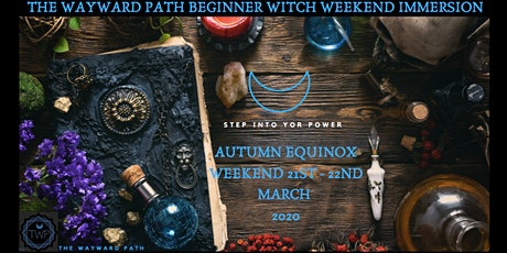 The Wayward Path Beginner Witch Weekend Immersion tickets