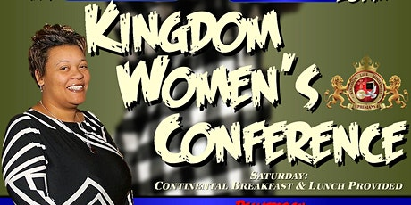 Kingdom Women's Conference tickets