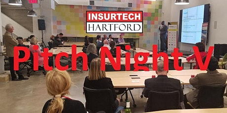 InsurTech Pitch Night V tickets