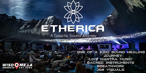 ETHERICA: A Galactic Sound Journey | Jumpstart 2020