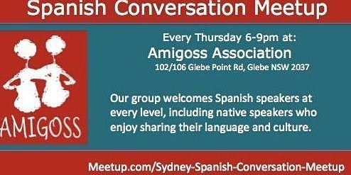Spanish Conversation  Meetup - Practice your Spanish with Native Speakers