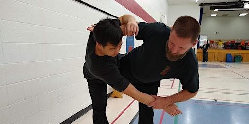 Shaolin Kung Fu, Tai Chi, Sanda Kickboxing