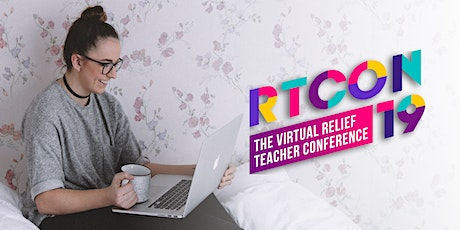 RTCON19 | The Virtual Relief Teacher Conference tickets