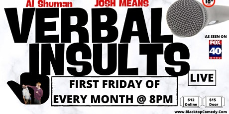 Verbal Insults: Live (February) tickets