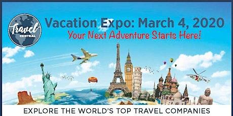 Vacation Expo tickets