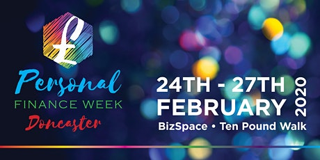 Personal Finance Week - Doncaster bilhetes