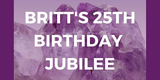 "Purple Diamonds ""Britt's 25th Birthday Jubilee"""