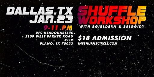 The Shuffle Circle presents: DFW Shuffle Dance Workshop