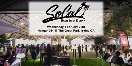 SoCal Startup Day tickets