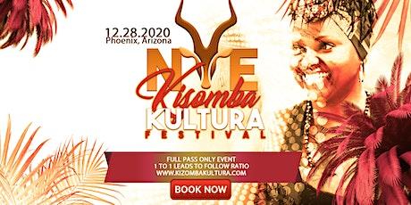 New Year Eve Kizomba Kultura Festival 2020 tickets