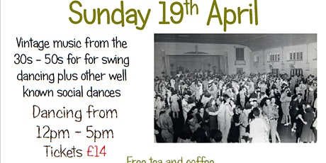 Market Rasen Vintage Tea Dance tickets
