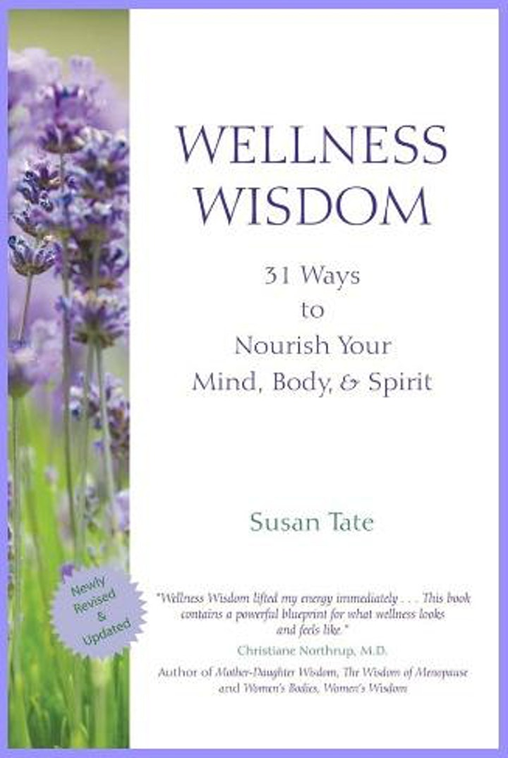 Wellness Wisdom for a Happy Body image