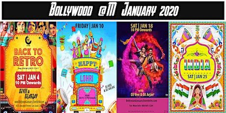 Bollywood January tickets