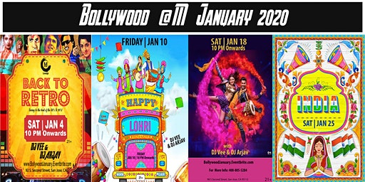 Bollywood January