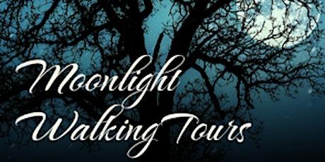 Moonlight Walking Tour - March 13, 2020 tickets