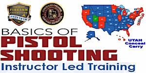 ONE Day Combo Class • Basic Pistol Safety & UTAH...