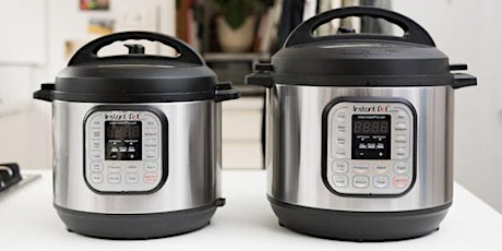Plant-Based Cooking Demo: Spring into Plant-Based Eating with your Instant Pot tickets