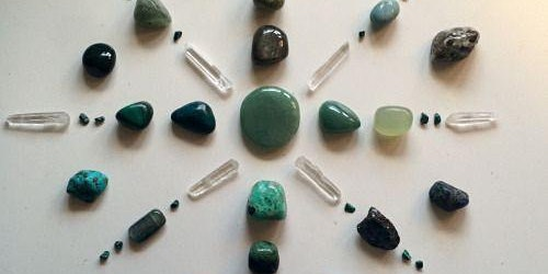 Crystal Grids - Inviting Love In or Abundance & Prosperity Reiki Week in NC