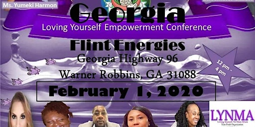 LOVING YOURSELF EMPOWERMENT CONFERENCE