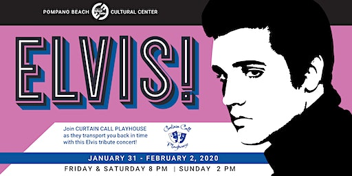 Elvis! 85th Birthday Bash Tribute Concert