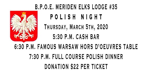 2020 Polish Night