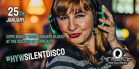 HYW Silent Disco Party Night at the Duchess (18+) tickets